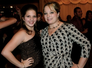 Carol and her daughter