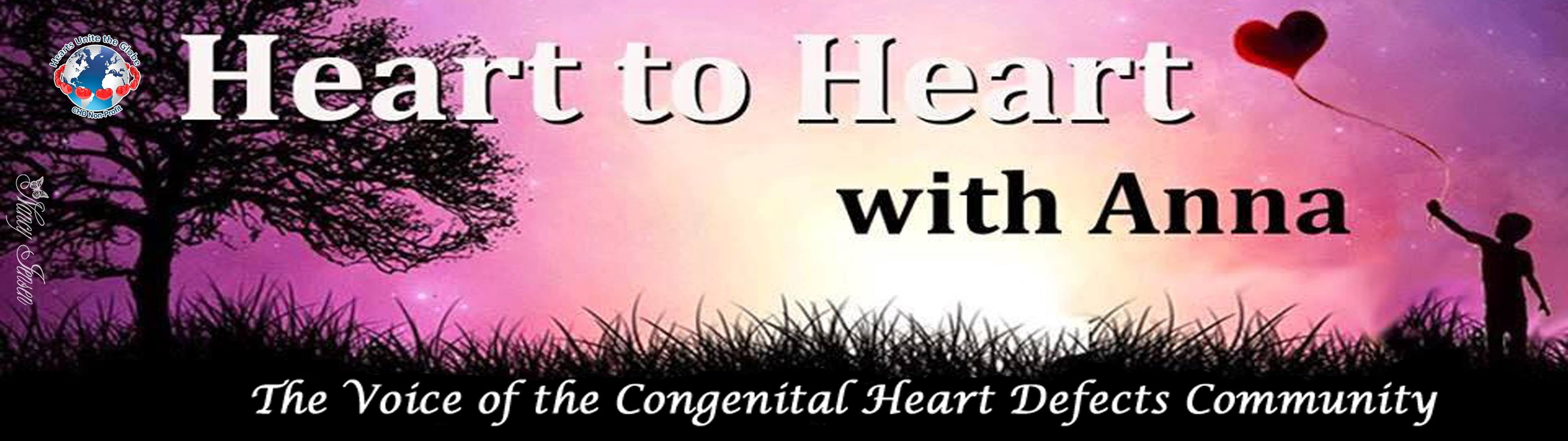 The Voice of the Congenital Heart Defect Community